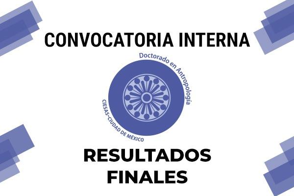 Banner Convocatoria Interna Doctorado Antropologia CIESAS