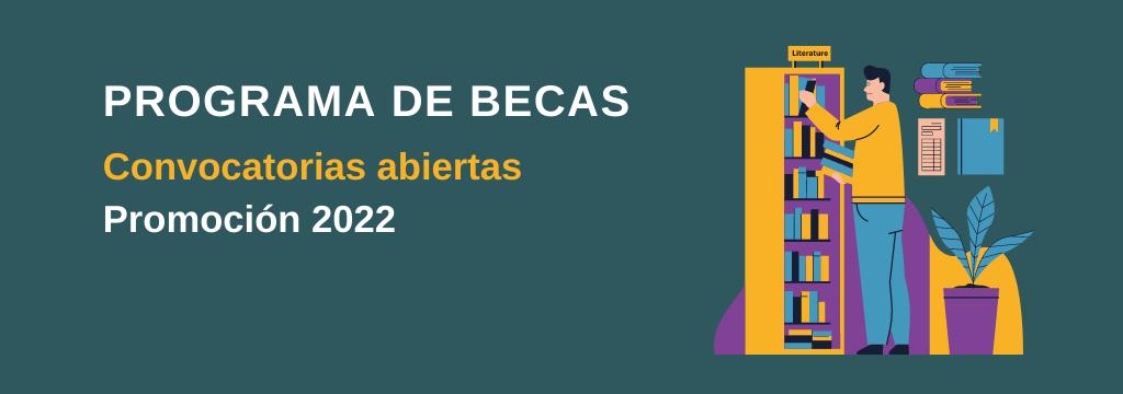 Programa de becas 2022 CIESAS